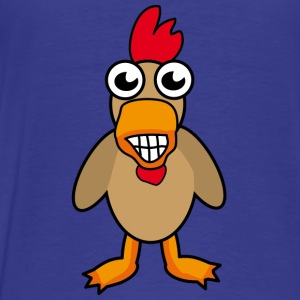 Rooster Hoodies - Men's Premium T-Shirt