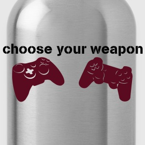 choose your weapon Gensere - Drikkeflaske