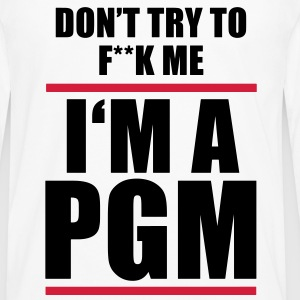 I'm a PGM Tee shirts - T-shirt manches longues Premium Homme