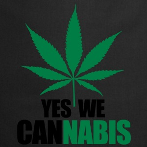 YES WE CANnabis (Femme) - Tablier de cuisine