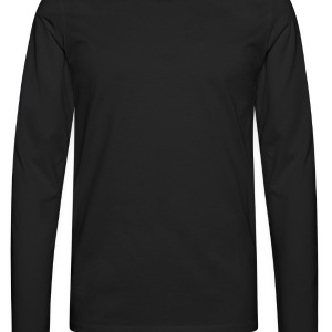 i love moustache Caps & Hats - Men's Premium Longsleeve Shirt
