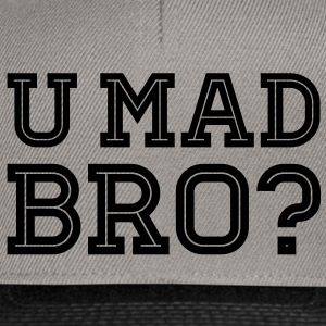 Like a cool you mad geek story bro typography Sudadera - Gorra Snapback