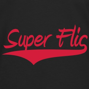 Super Flic ! Tee shirts - T-shirt manches longues Premium Homme