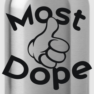 Most Dope-Hoodie - Trinkflasche