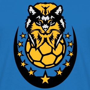 handball lynx logo sport ballon club 3c7 Sweat-shirts - T-shirt Homme