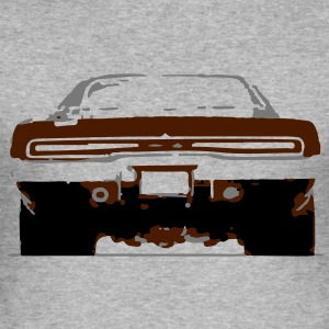 Muscle-Car, Amerika, Auto, Showcar, car, muscle - Männer Slim Fit T-Shirt