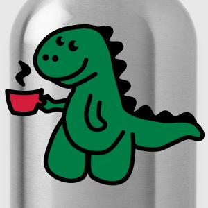 Coffee Makes My Day t rex  Sudadera - Cantimplora