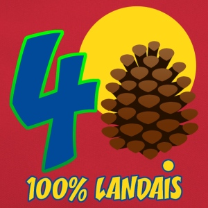 Landes - Landais Sweats - Sac Retro