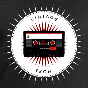 Vintage icons 06 - Audio cassette T-Shirts - Men's Sweatshirt by Stanley & Stella