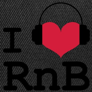 I Love RnB ! Tee shirts - Casquette snapback