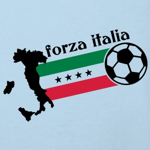 forza italia soccer Accessories - Kids' Organic T-shirt