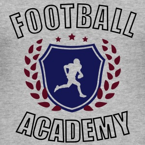 Football Americain Academy Sweat-shirts - Tee shirt près du corps Homme