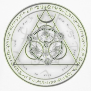 New Age - Arcane Ring Mug - Men's Premium Longsleeve Shirt