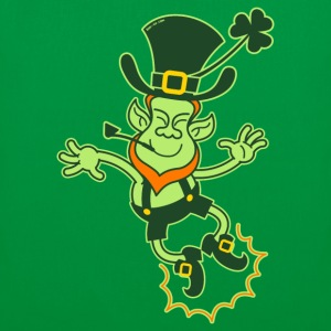 Irish Leprechaun Clapping Feet T-Shirts - Tote Bag