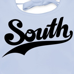south Shirts - Baby Organic Bib