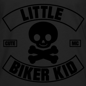 Little Biker Kid MC T-Shirts - Männer Premium Langarmshirt