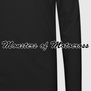 Monsters of Motocross No.28 Hosen & Shorts - Männer Premium Langarmshirt