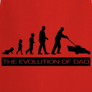 The Evolution of Dad Shirts - Cooking Apron