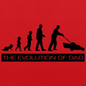 The Evolution of Dad Shirts - Tote Bag