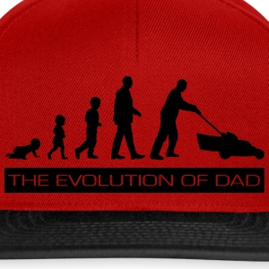 The Evolution of Dad Shirts - Snapback Cap
