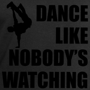 Dance Like Nobody's Watching (Man) - Men's Sweatshirt by Stanley & Stella