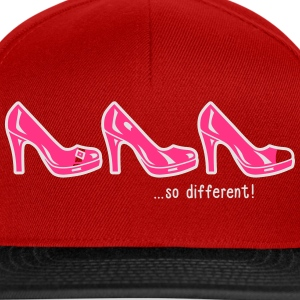So different! - Pumps - High Heels - shopping - 2C Sacs - Casquette snapback