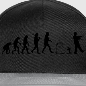 Zombie Evolution SR Girl - Snapback Cap