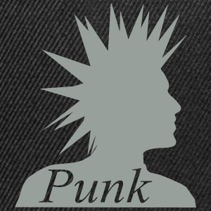 Punk Head T-Shirts - Snapback Cap