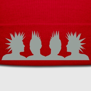 Punk Heads T-Shirts - Winter Hat
