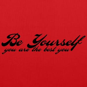 be yourself T-Shirts - Tote Bag