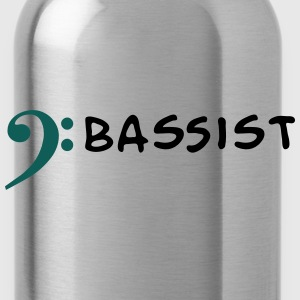 I play bass - I'm bassist Bags  - Water Bottle
