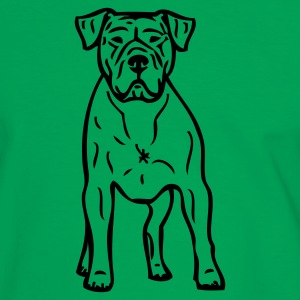 www.dog-power.nl - Männer Kontrast-T-Shirt