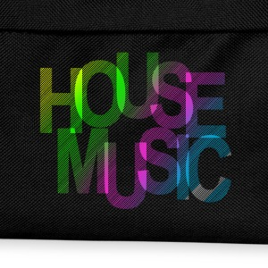 House Music T-Shirts - Kinder Rucksack
