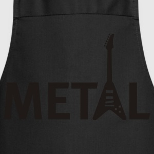 metal T-Shirts - Cooking Apron