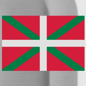 Polo drapeau Basque - Gourde