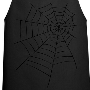Spider web  T-Shirts - Cooking Apron