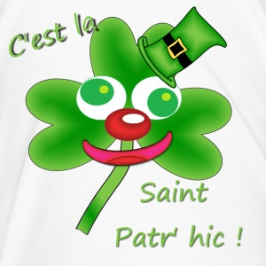 Saint-Patr'hic ! Bottles & Mugs - Men's Premium T-Shirt