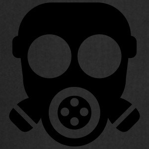 gas_mask Tee shirts - Tablier de cuisine