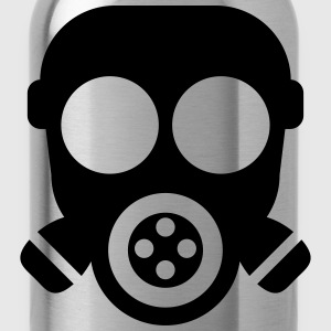 gas_mask T-Shirts - Water Bottle