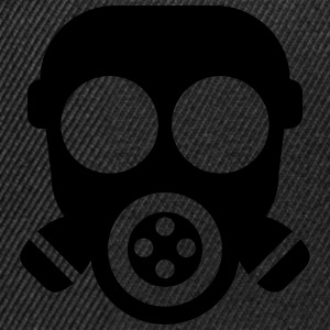 gas_mask Tee shirts - Casquette snapback