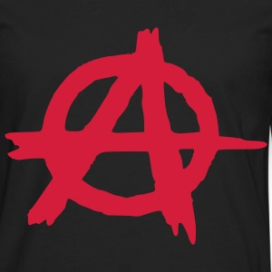 Anarchy T-Shirts - Men's Premium Longsleeve Shirt