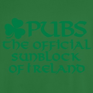 Pubs, the official sunblock of Ireland Sweaters - Mannen voetbal shirt