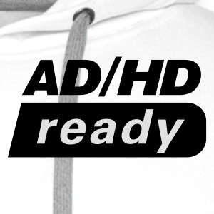 ADHD-Ready - Premium hettegenser for menn