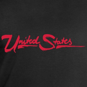 united states T-Shirts - Men's Sweatshirt by Stanley & Stella