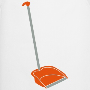 dustpan with handle_s1 Shirts - Cooking Apron
