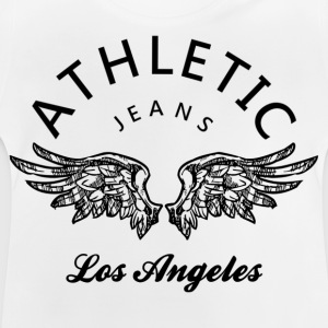 Athletic jeans los angeles Tee shirts - T-shirt Bébé