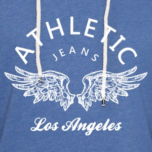 Athletic jeans los angeles Gensere - Lett unisex hette-sweatshirt