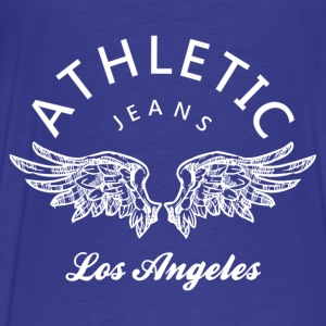 Athletic jeans los angeles Pullover & Hoodies - Männer Premium T-Shirt
