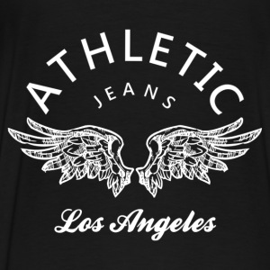 Athletic jeans los angeles Felpe - Maglietta Premium da uomo