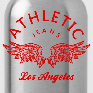 Athletic jeans los angeles Shirts - Water Bottle